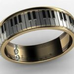 Arthur's Piano  ring